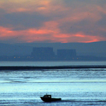 Hinkley at dusk