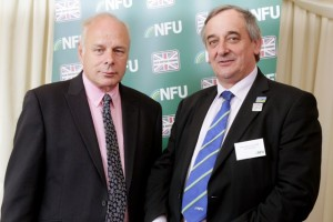 IanLG and NFU president May 2015